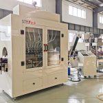 Automatska mašina za punjenje tečnih boca, Clorox mašina za punjenje izbjeljivačkom kiselinom