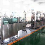 Mašine za pakiranje punjenja automatske proizvodne linije za punjenje boca za 70% dezinfekciju alkohola, šampona, gela za tuširanje, tekućine