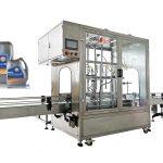 Automatska mašina za punjenje protoka sa 4 glave za mašinu za punjenje 20-35L maziva