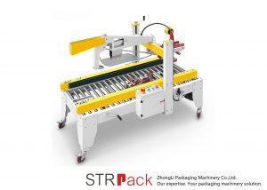 Automatska mašina za zavarivanje kartonskih kutija sa sklopivim trakama