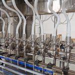 Mašine za punjenje tekućina za sustave za punjenje boca