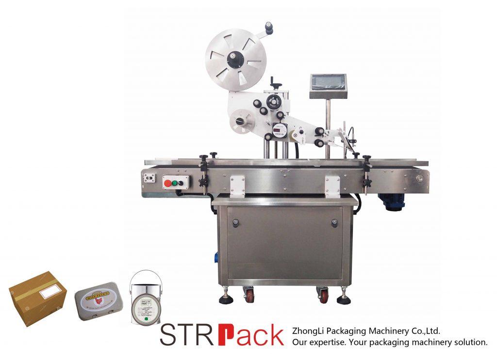 Automatska samoljepljiva mašina za etiketiranje vertikalne ravni