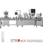 Automatska mašina za punjenje i zatvaranje emulzije vodom