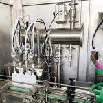 Mašina za etiketiranje flaša sa tečnim bocama sa eksplozijom otpornom na eksploziju