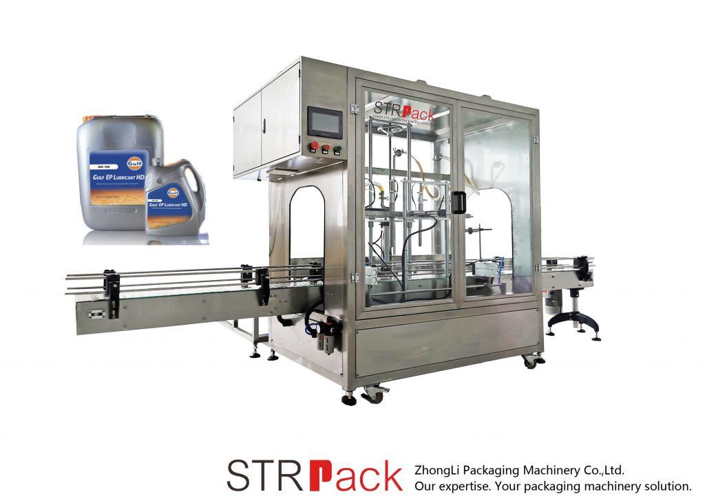 Automatska mašina za punjenje protočnih brojila
