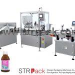 Mašina za punjenje i zatvaranje oralnog tečnog sirupa