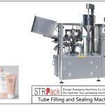 Mašina za punjenje i zatvaranje plastične cijevi SFS-100