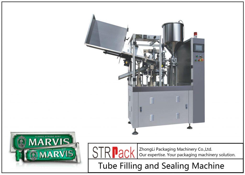 Mašina za punjenje i zatvaranje plastične cijevi SFS-60