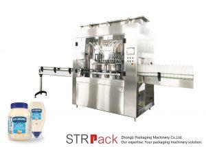 Stroj za punjenje pumpi rotora STRRP