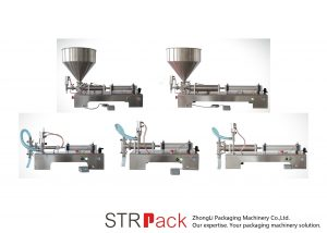 Polu-automatska mašina za punjenje klipa